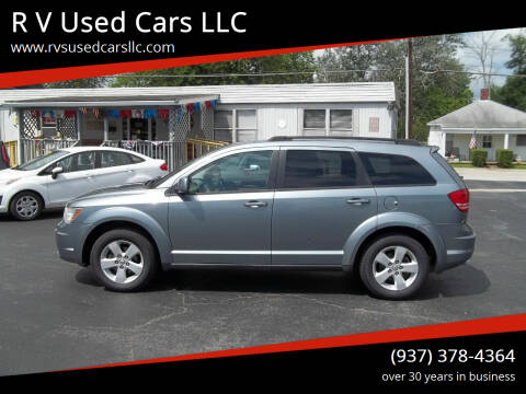 2010 Dodge Journey for sale at R V Used Cars LLC in Georgetown OH