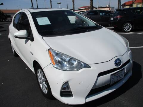 2012 Toyota Prius c for sale at F & A Car Sales Inc in Ontario CA