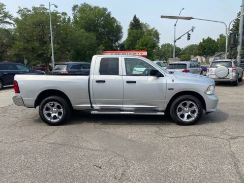 2013 RAM Ram Pickup 1500 for sale at Auto Outlet in Billings MT