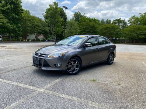 2014 Ford Focus for sale at Uniworld Auto Sales LLC. in Greensboro NC