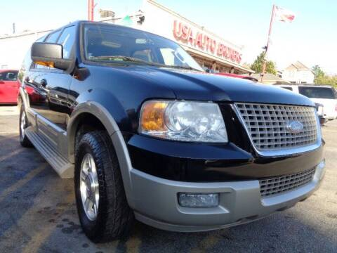 2006 Ford Expedition for sale at USA Auto Brokers in Houston TX