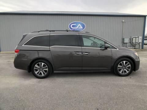 2014 Honda Odyssey for sale at City Auto in Murfreesboro TN