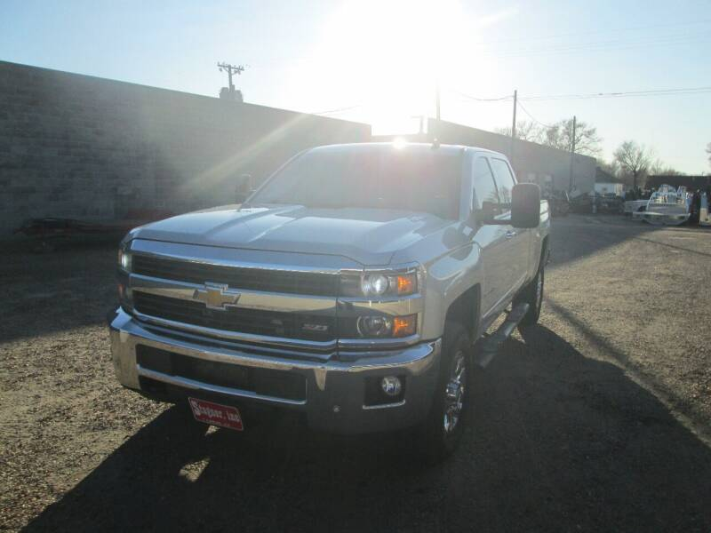 2015 Chevrolet Silverado 2500HD for sale at Stagner INC in Lamar CO
