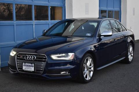 2014 Audi S4 for sale at IdealCarsUSA.com in East Windsor NJ