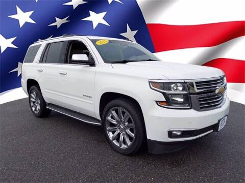 2015 Chevrolet Tahoe for sale at Gentilini Motors in Woodbine NJ