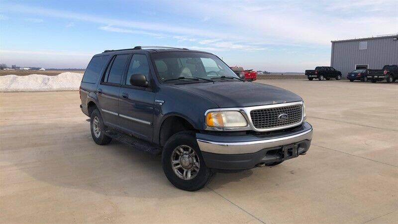 2000 Ford Expedition for sale at WEINLE MOTORSPORTS in Cleves OH