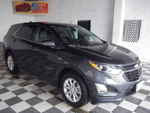 2019 Chevrolet Equinox for sale at Schalk Auto Inc in Albion NE
