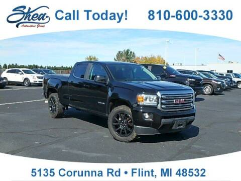 2017 GMC Canyon for sale at Jamie Sells Cars 810 - Linden Location in Flint MI
