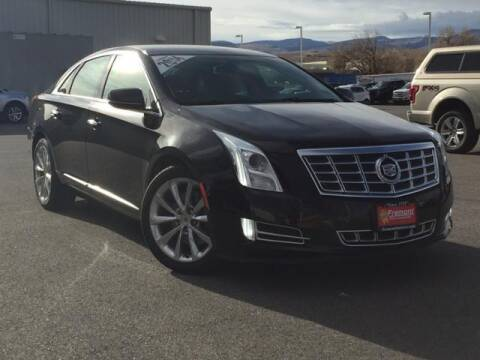 2014 Cadillac XTS for sale at Rocky Mountain Commercial Trucks in Casper WY