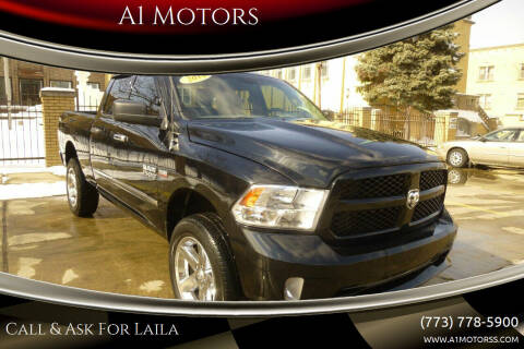 2014 RAM Ram Pickup 1500 for sale at A1 Motors Inc in Chicago IL