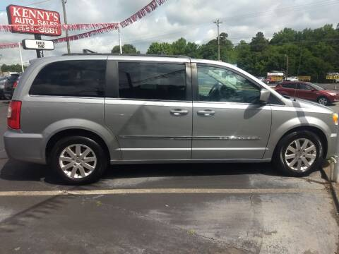 2016 Chrysler Town and Country for sale at Kenny's Auto Sales Inc. in Lowell NC