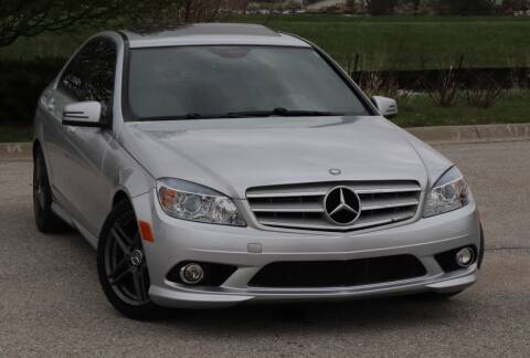 2010 Mercedes-Benz C-Class for sale at Big O Auto LLC in Omaha NE