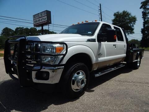 2014 Ford F-350 Super Duty for sale at Medford Motors Inc. in Magnolia TX