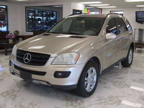 2006 Mercedes-Benz M-Class for sale at Dealer One Auto Credit in Oklahoma City OK