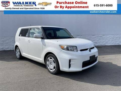2012 Scion xB for sale at WALKER CHEVROLET in Franklin TN