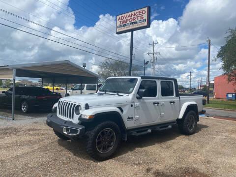 2020 Jeep Gladiator for sale at Advanced Imports in Lafayette LA
