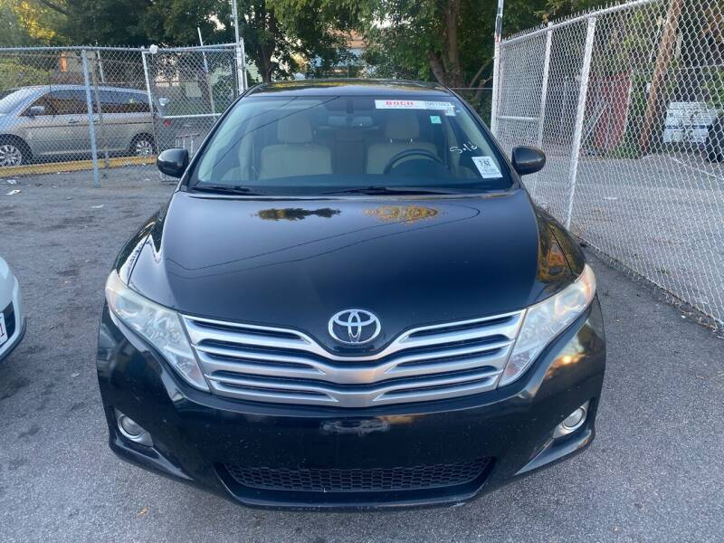 2011 Toyota Venza for sale at Polonia Auto Sales and Service in Hyde Park MA