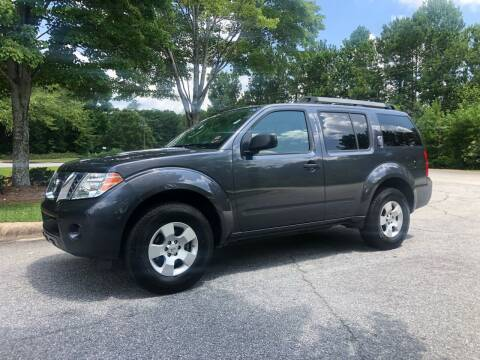 2011 Nissan Pathfinder for sale at GTO United Auto Sales LLC in Lawrenceville GA