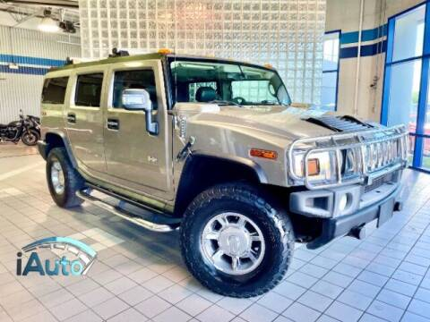 2006 HUMMER H2 for sale at iAuto in Cincinnati OH
