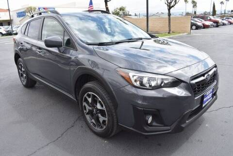 2020 Subaru Crosstrek for sale at DIAMOND VALLEY HONDA in Hemet CA
