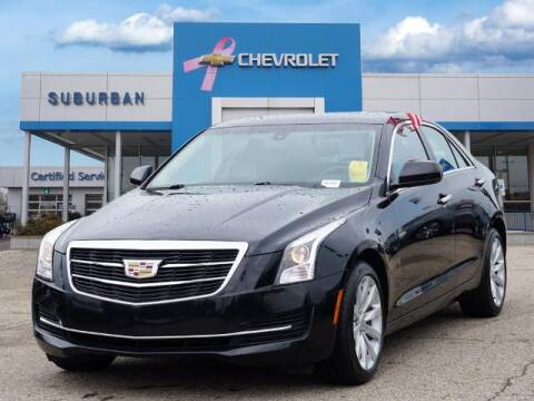 2018 Cadillac ATS for sale at Suburban Chevrolet of Ann Arbor in Ann Arbor MI
