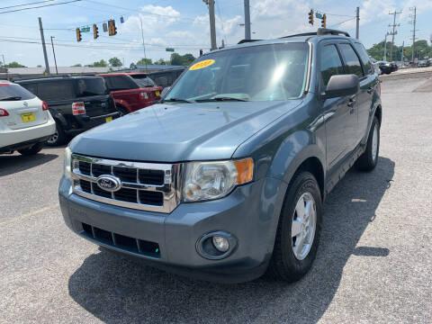 2010 Ford Escape for sale at Diana Rico LLC in Dalton GA
