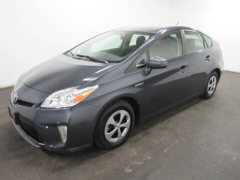 2015 Toyota Prius for sale at Automotive Connection in Fairfield OH