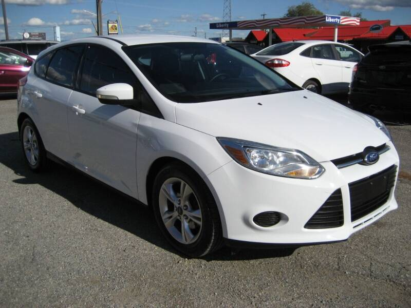 2014 Ford Focus for sale at Stateline Auto Sales in Post Falls ID