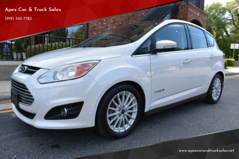 2016 Ford C-MAX Hybrid for sale at Apex Car & Truck Sales in Apex NC