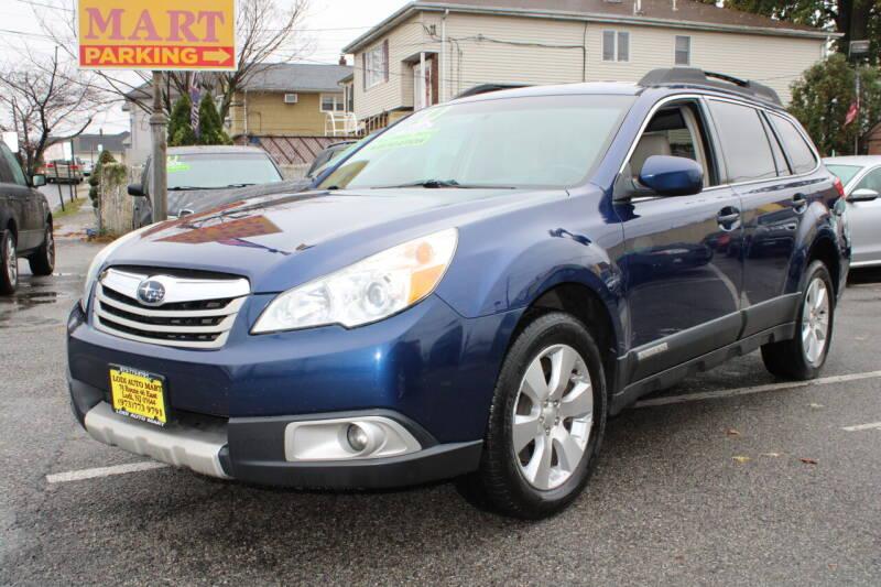 2011 Subaru Outback for sale at Lodi Auto Mart in Lodi NJ