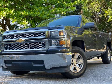 2015 Chevrolet Silverado 1500 for sale at HIGH PERFORMANCE MOTORS in Hollywood FL