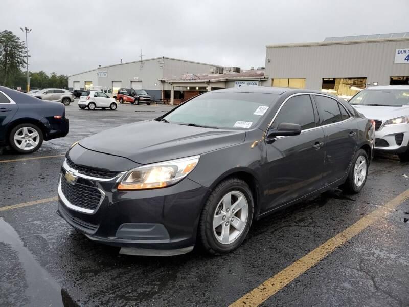 2015 Chevrolet Malibu for sale at Matthew's Stop & Look Auto Sales in Detroit MI