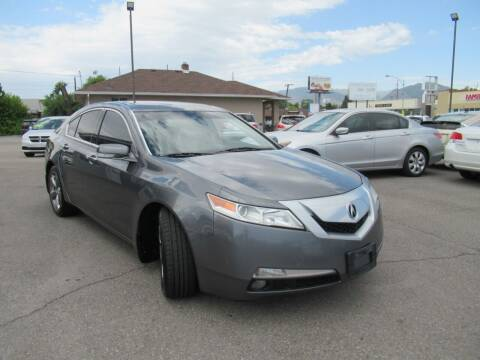 2010 Acura TL for sale at Crown Auto in South Salt Lake City UT