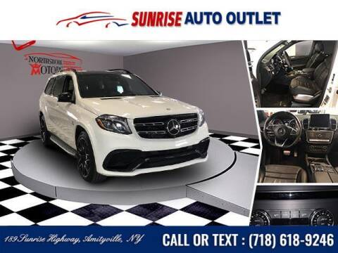 2017 Mercedes-Benz GLS for sale at Sunrise Auto Outlet in Amityville NY