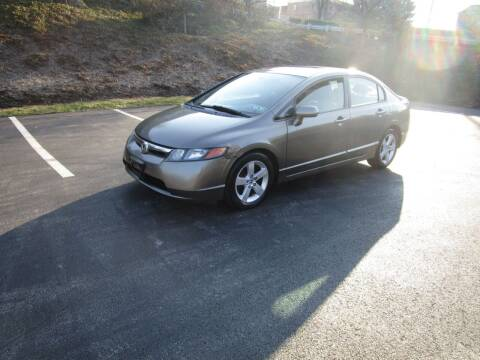 2007 Honda Civic for sale at Ridge Pike Auto Sales in Norristown PA