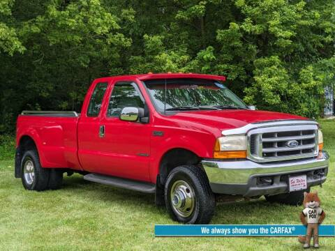2000 Ford F-350 Super Duty for sale at Bob Walters Linton Motors in Linton IN