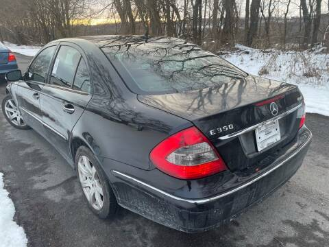 2007 Mercedes-Benz E-Class for sale at Trocci's Auto Sales in West Pittsburg PA
