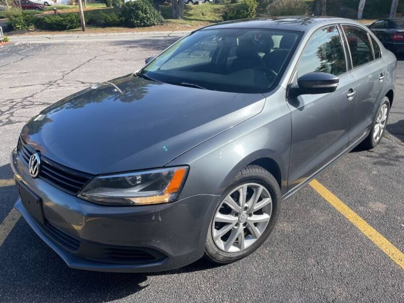 2012 Volkswagen Jetta for sale at Premier Automart in Milford MA