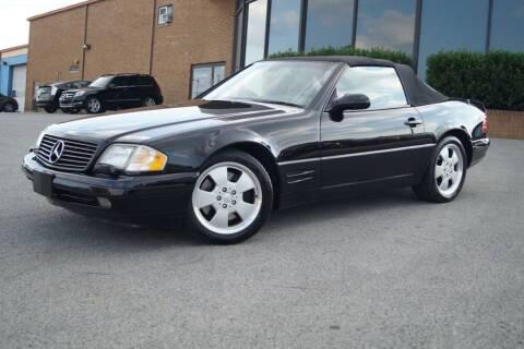 1999 Mercedes-Benz SL-Class for sale at Next Ride Motors in Nashville TN