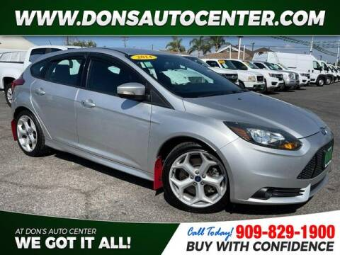 2014 Ford Focus for sale at Dons Auto Center in Fontana CA