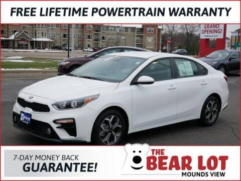 2019 Kia Forte for sale at Rydell Auto Outlet in Mounds View MN