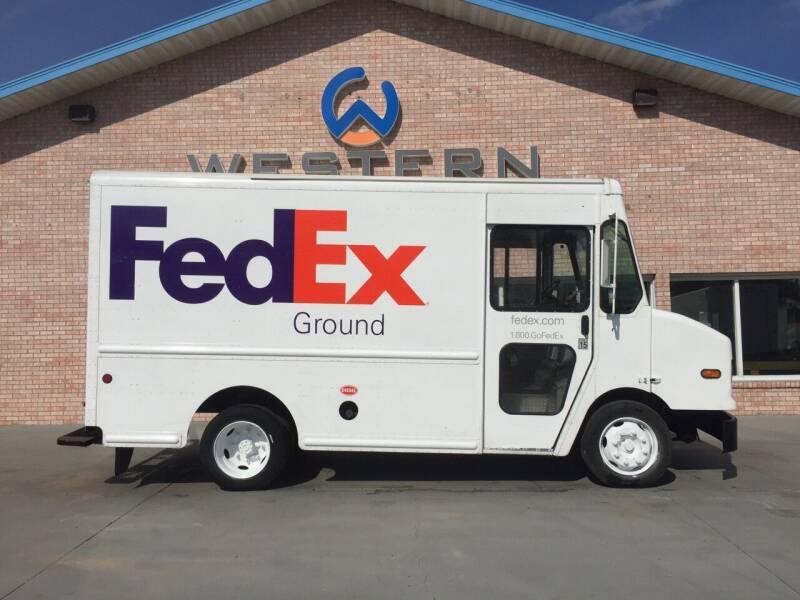 2007 Freightliner Step Van for sale at Western Specialty Vehicle Sales in Braidwood IL