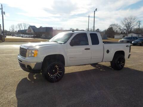 2011 GMC Sierra 1500 for sale at Young's Motor Company Inc. in Benson NC