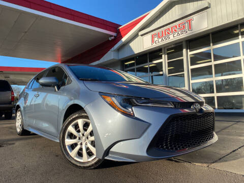 2020 Toyota Corolla for sale at Furrst Class Cars LLC  - Independence Blvd. in Charlotte NC