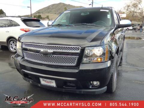 2012 Chevrolet Tahoe for sale at McCarthy Wholesale in San Luis Obispo CA