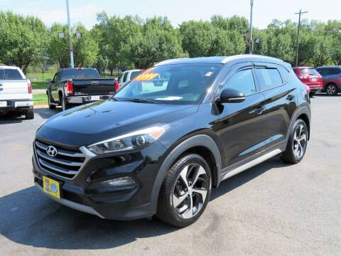 2017 Hyundai Tucson for sale at Low Cost Cars North in Whitehall OH