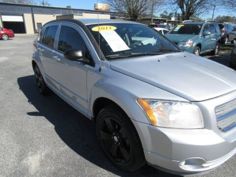 2011 Dodge Caliber for sale at Maluda Auto Sales in Valdosta GA