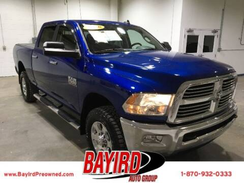 2016 RAM Ram Pickup 2500 for sale at Bayird Truck Center in Paragould AR