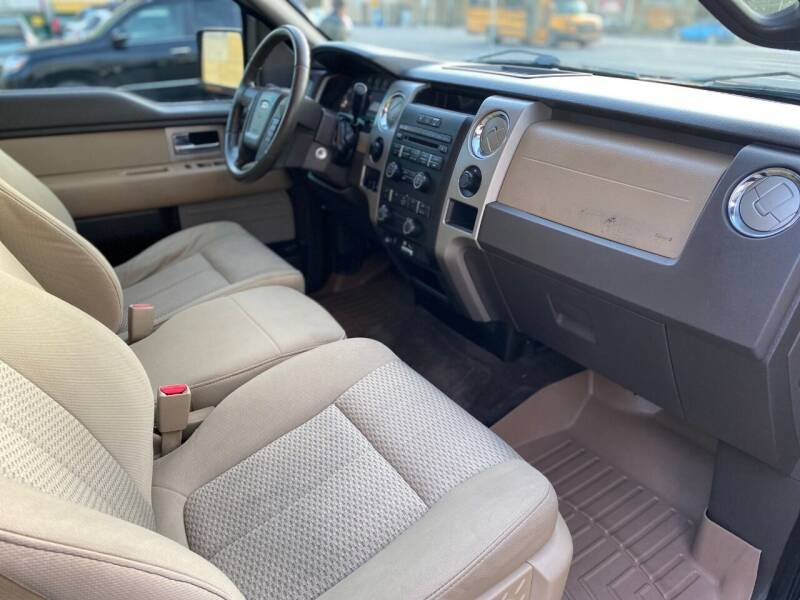 2010 Ford F-150 4x4 XLT 4dr SuperCrew Styleside 5.5 ft. SB - Austin TX
