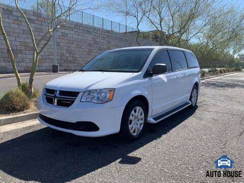 2016 Dodge Grand Caravan for sale at AUTO HOUSE TEMPE in Tempe AZ